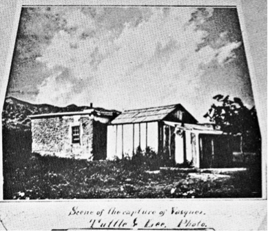 This adobe cabin built in 1864 in what was then the northwest corner of Rancho La Brea was probably the first structure built in what would become West Hollywood