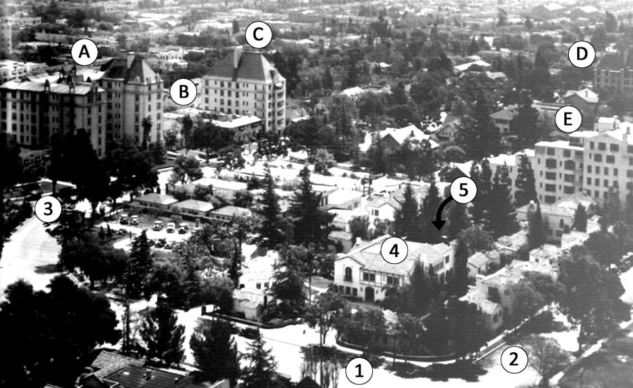 1. Aerial View of the Garden of Allah