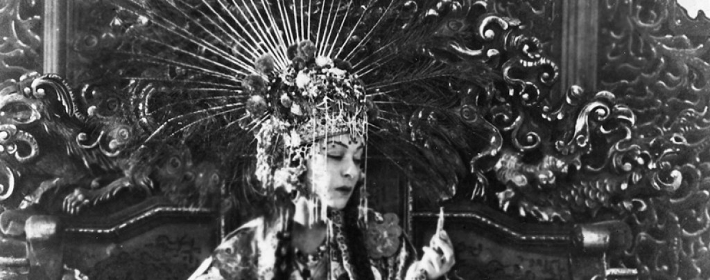 Nazimova in The Red Lantern,' 1919