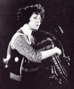 "Nazimova in ""Revelation,"" 1918"