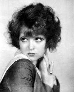"Clara Bow in a publicity shot ""It,"" 1927"