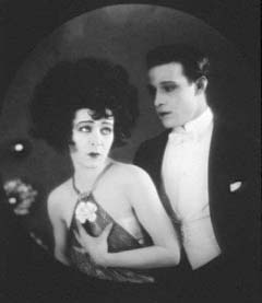 Nazimova and Valentino in 'Camille,' 1921