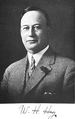 William Hamilton Hay