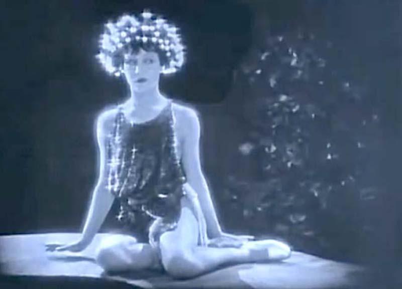 Nazimova as Salome