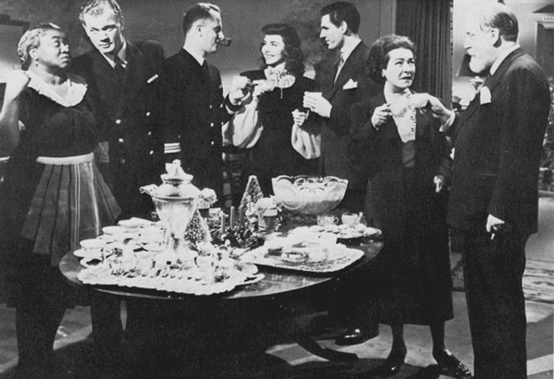 The cast of 'Since You Went Away' (1944)