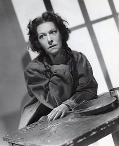 Promotional still of Alla Nazimova in 'Escape'