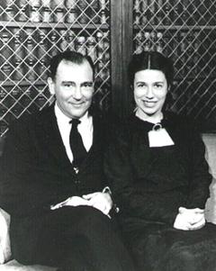 Otto and Ruth Goetz