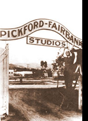 STUDIOS CITY In 1919, Charlie Chaplin built a studio on La Brea that is the Jim Henson Studio today. That same year Jesse Hampton built a studio on Santa Monica. It later became the Pickford-Fairbanks Studios and is now called The Lot.