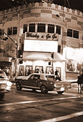 ROCK MECCA: The opening of PJ's Discotheque on Santa Monica at Crescent Heights in 1961 introduced rock 'n roll to West Hollywood. Four years later, the Whisky a Go-Go opened on the Strip, launching a revolution.